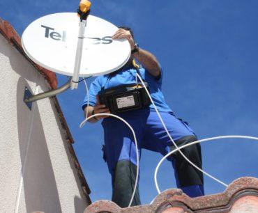 Instalación de Antenas